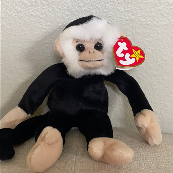 Ty Other - TY Beanie Baby August 1st Birthday Mooch